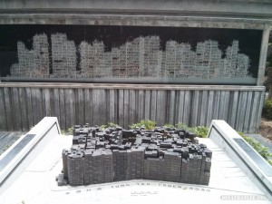 Hong Kong - Kowloon walled city model 2