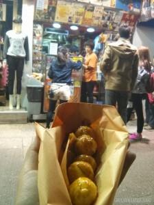 Hong Kong - fish balls