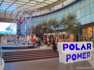 Hong Kong - polar power