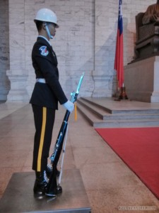Honor guard - navy guard
