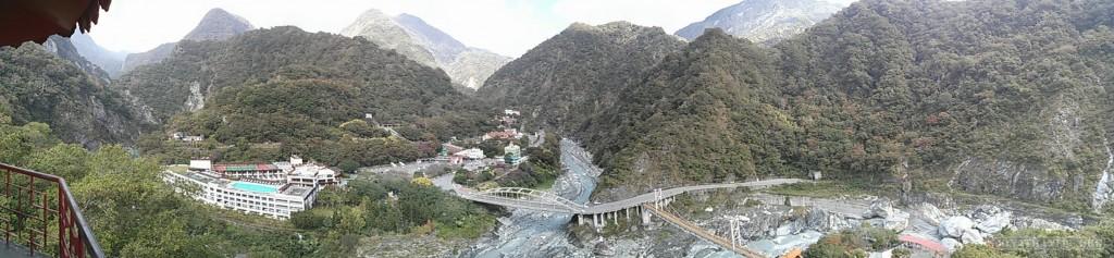 Hualien - Taroko panorama 1