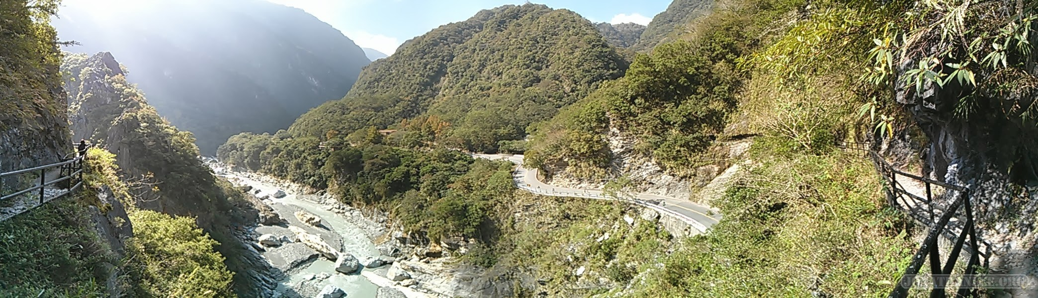 Hualien - Taroko panorama 2