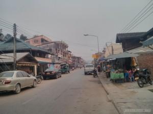 Huay Xai - town 1