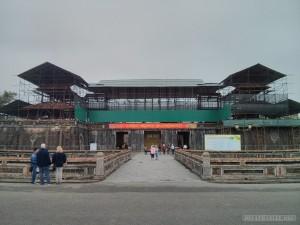Hue - Citadel Ngo Mon main gate
