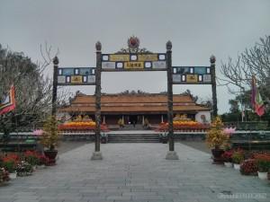 Hue - Citadel Thai Hoa Palace