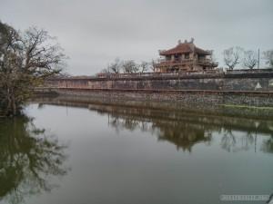Hue - Citadel moat