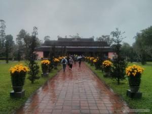Hue - Thien Mu temple 1