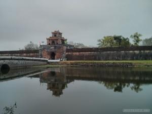 Hue - bridge to Citadel