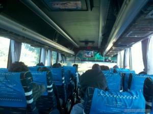 Indonesia travel - bus
