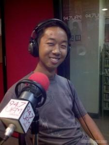 Jakarta - talk show portrait