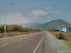 Kampot - road to Bokor 1