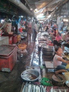 traditional market wet market