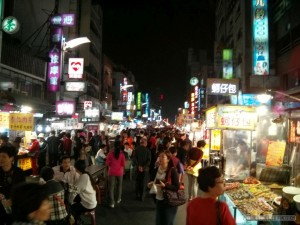 Kaohsiung - Liuhe night market 1