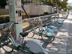 Kaohsiung - bike rental