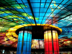 Kaohsiung - dome of light