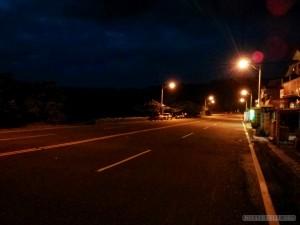Kenting - biking at night