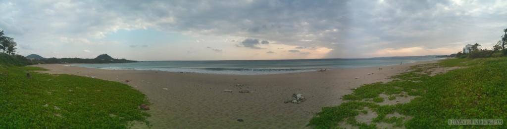 Kenting - panorama little bay 1
