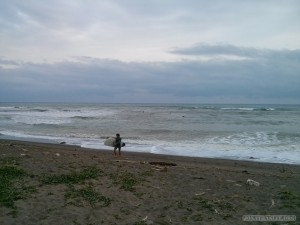 Kenting - surfer