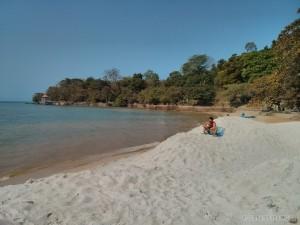 Kep - beach 1