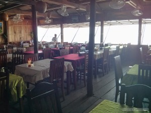 Kep - crab restaurant