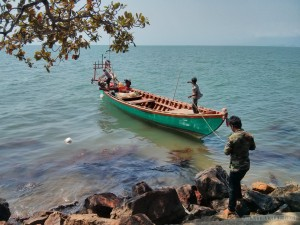 Kep - fishing boats 1