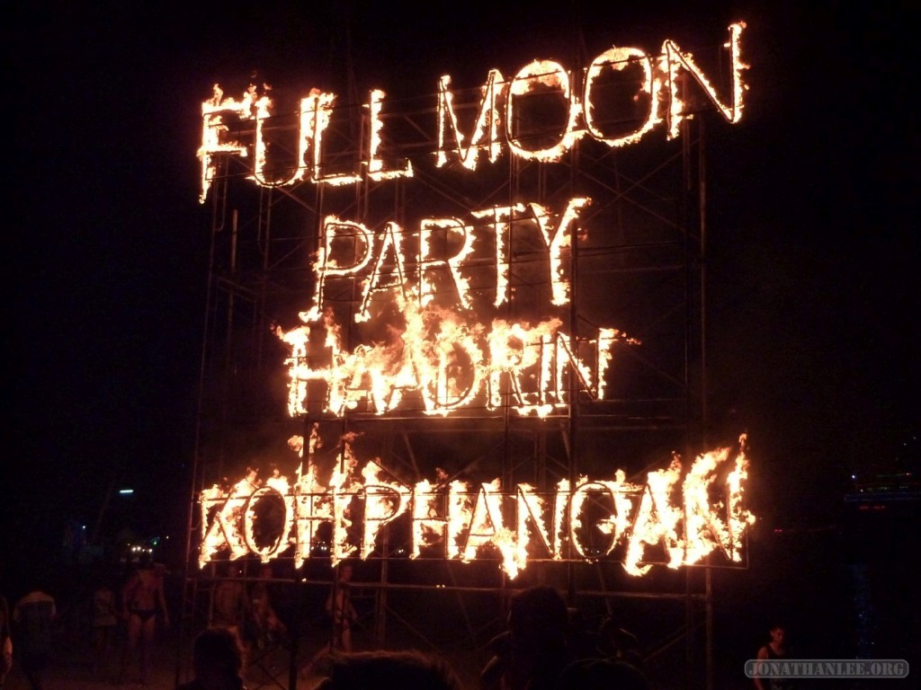 Koh Phangan - Full Moon banner 2