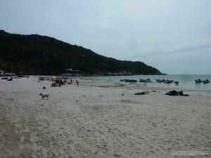Koh Phangan - Full Moon day afterwards