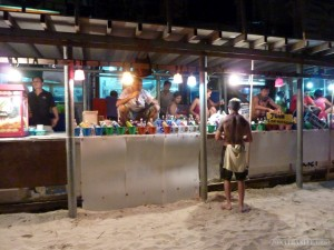 Koh Phangan - Full Moon drinks