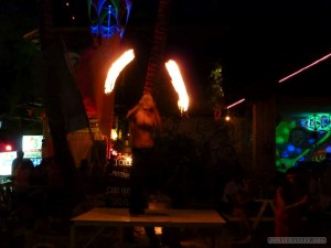 Koh Phangan - Full Moon fire juggling