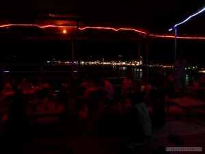 Koh Phangan - Full Moon nightscape