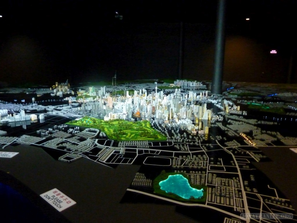 Kuala Lumpur - KL city model 1