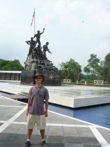 Kuala Lumpur - National Monument