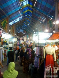 Kuala Lumpur - islamic market