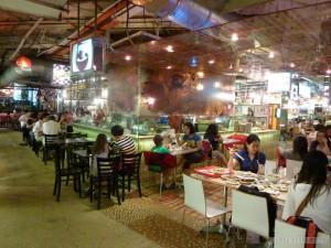 Kuala Lumpur - lot 10 food court 2