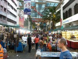 Kuala Lumpur - market