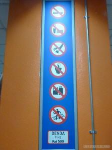 Kuala Lumpur - no alien ET fingers
