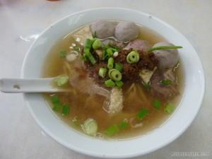 Kuala Lumpur - noodle soup
