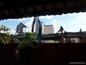 Kuta Bali - guesthouse construction