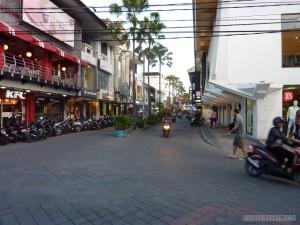 Kuta Bali - street view 1