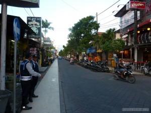 Kuta Bali - street view 2