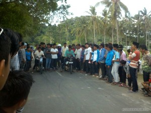Lombok - Selong Balanak street race