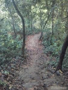 Luang Prabang - Kuang Si trail 2