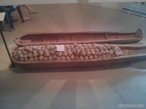 Luang Prabang - UXO Laos cluster bomb bombies
