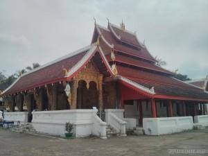 Luang Prabang - Wat Mai 1
