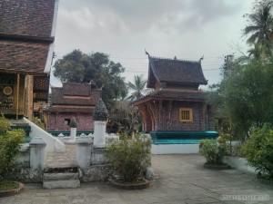 Luang Prabang - Wat Xieng Thong 2