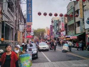 Lukang - street