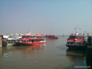 Macau - hydrofoil ferry