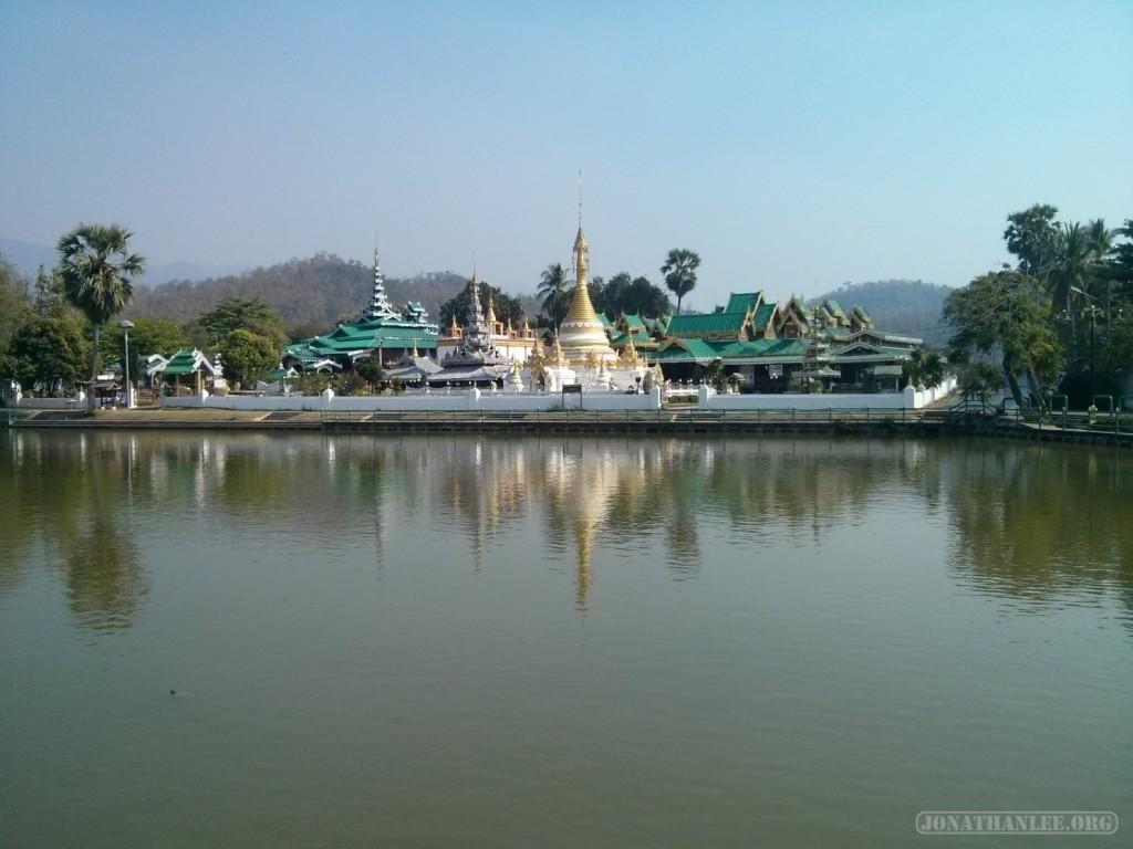 Mae Hong Son - Wat Chong Kham