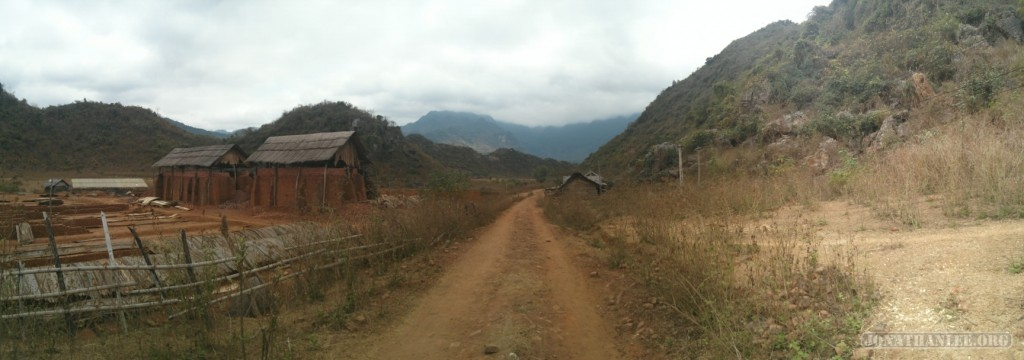 Mai Chau - panorama hiking