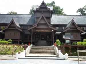 Malacca - Sultanate Museum